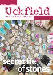 Uckfield Matters Issue 129 May 2018
