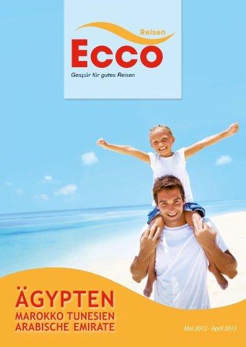 ECCO Aegypten 1213