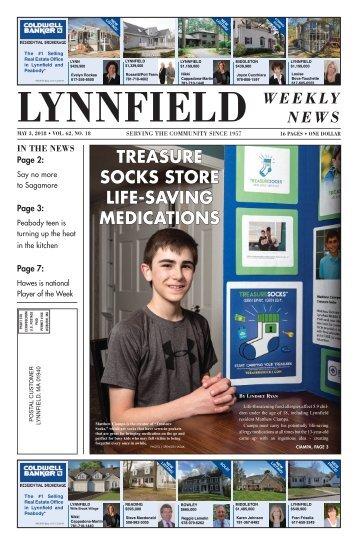 Lynnfield 5-3