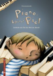 Gloria Jasionowski: Piano, kleiner Piet
