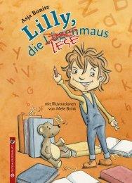 Asja Bonitz: Lilly, die Lesemaus