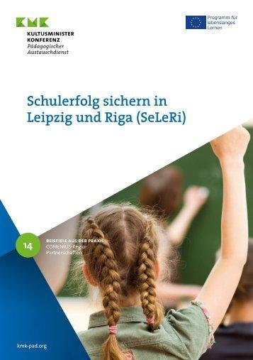 Schulerfolg sichern in Leipzig und Riga