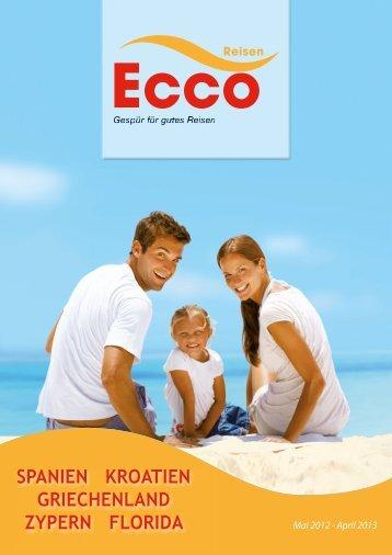 ECCO Spanienkroatienmehr 1213