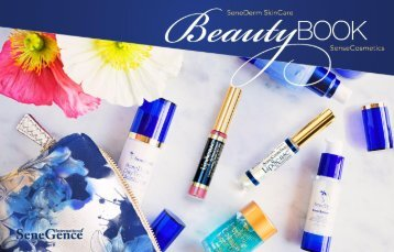 SeneGence Beauty Book - Spring 2018