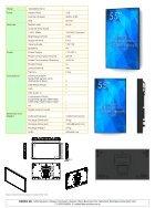 "55"" High Brightness 4K Digital Signage Screen - Page 2"