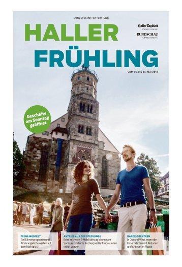 2018/18 - Haller Frühling