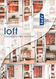 loft katalog