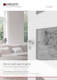 Prüm - Zeitlose Weißlacktüren für moderne Raumgestaltung