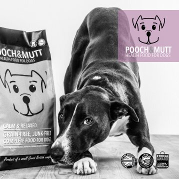 Pooch & Mutt Product Guide 2018