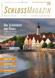 SchlossMagazin Bayerisch-Schwaben Mai 2018