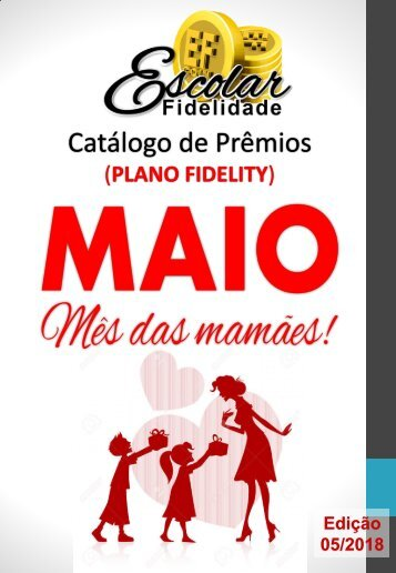 01 Catalogo EF - Maio 2018 (Fidelity)