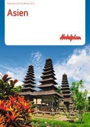 HOTELPLAN Asien 1112