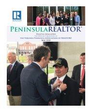 Peninsula REALTOR® May 2018
