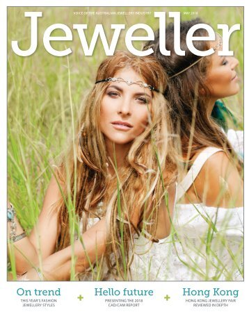 Jeweller - May Issue 2018