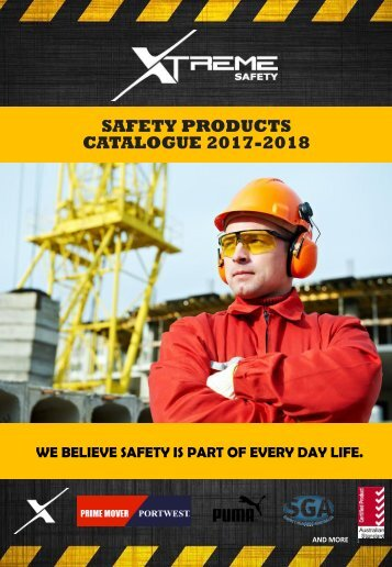 Xtreme Safety Catalogue 2017-2018