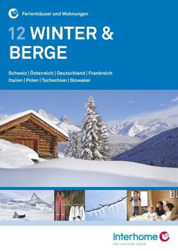 INTERHOME WinterBerge Wi1112