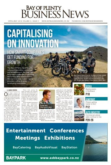 Bay of Plenty Business News April/May 2018