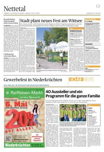 Gewerbefest in Niederkrüchten  -03.05.2018-