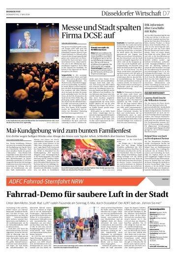 ADFC Fahrrad-Sternfahrt NRW  -03.05.2018-
