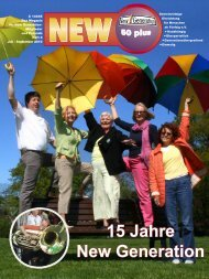 Sommerfest 2010 - new generation