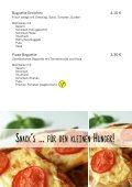 Milchbar Attendorn Speisekarte - Seite 7