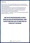 Example of DNP Capstone Project - Page 4