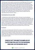 Professional Nursing Capstone Example - Page 4