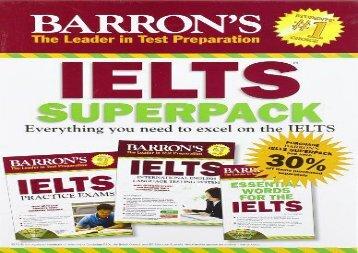 Download for Barron S Ielts Superpack, 2nd Ed. Best Ebook download