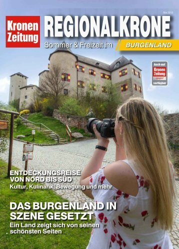 Regional Krone Burgenland 2018-05-03