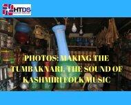 Photos_ Making the Tumbaknari, the sound of Kashmiri folk music(1)