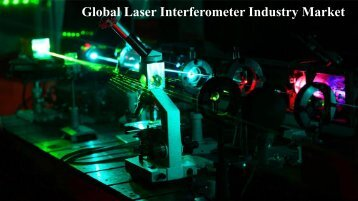 Global Laser Interferometer Industry Market