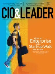 CIO & LEADER-Issue-01-April 2018 (1)