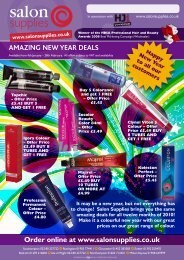 Offer Price £9.99 - Salon Supplies