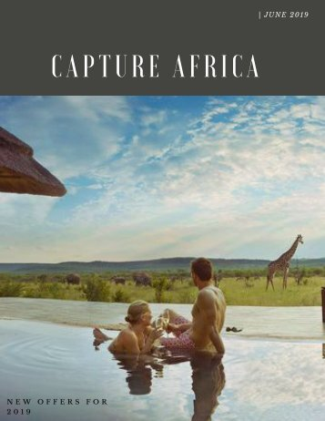 Capture Africa Brochure 2018