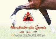 MARCHADOR DAS GERAIS - 2018