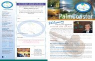 2013 citizen's academy application - City of Palm Coast
