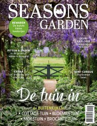 Seasons editie 5 - Garden 2018