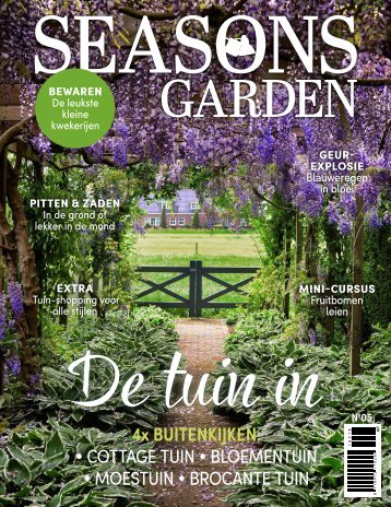 Seasons editie 5 - Garden 2018