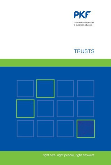 8516 PKF Trusts cover:Layout 1
