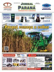 Jornal Paraná Março 2018