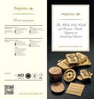 Degussa-Goldhandel - Die ganze Welt der Edelmetalle EN