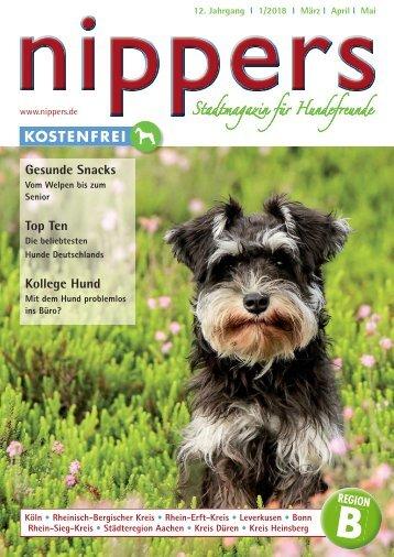 Nippers Heft 2018-01 Ausgabe B