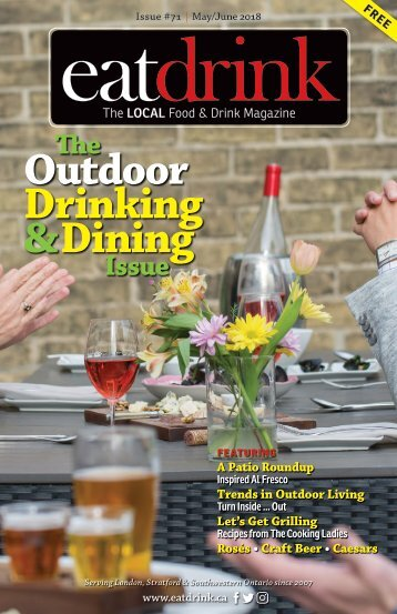 Eatdrink #71 May/June 2018