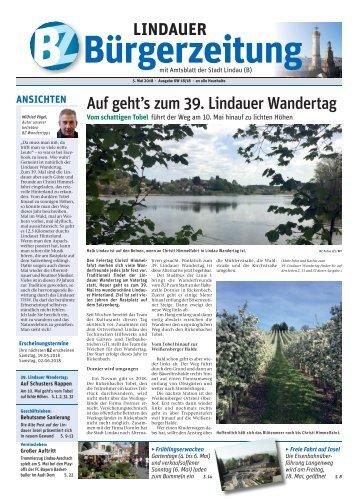 05.05.2018 Lindauer Bürgerzeitung