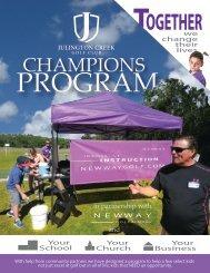 Champions Program