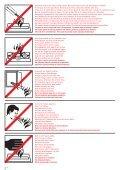 Bedes gennemlæst omhyggeligt før idrifttagning DK - Buschbeck - Page 2