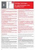 Bedes gennemlæst omhyggeligt før idrifttagning DK - Buschbeck - Page 6
