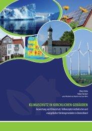 Klimaschutz in kirchlichen Gebäuden