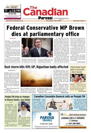 The Canadian Parvasi - Issue 44