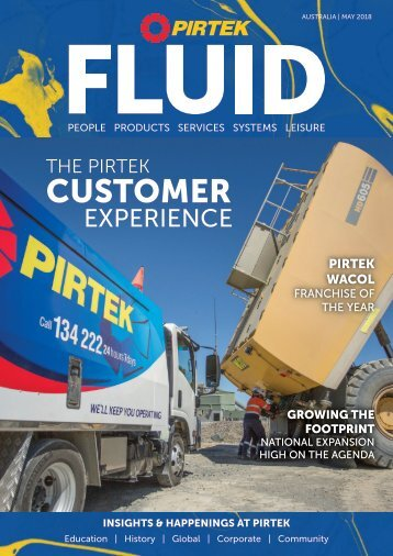 New Pirtek Fluid Magazine
